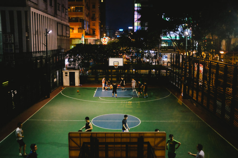 Hong Kong urban sports